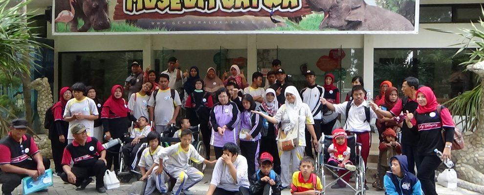 WKM di Kebun Binatang Gembira Loka